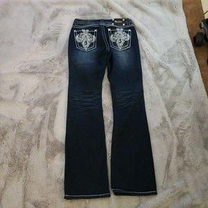 Sexy diva jeans